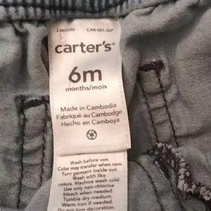Carter's Bottoms - Girl's Jean Shorts